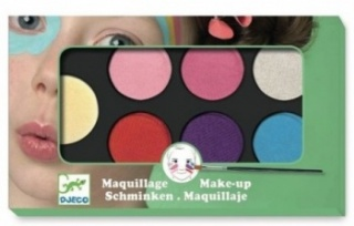 Djeco Face Paint Palette Set (Various Colours)